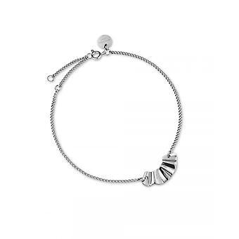 Rosefield BLWBS-J235 Bracelet - The LOIS Wave Collection Adjustable Steel Women
