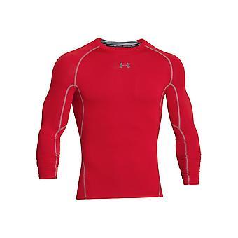 アンダーアーマーHG圧縮1257471600トレーニング一年男性Tシャツ