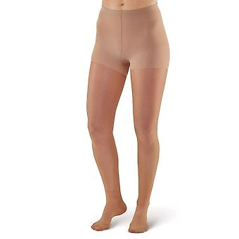 Pebble UK Signature Sheer Compression Tights [Style P283] Beige  Q