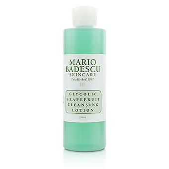 Mario Badescu Glycolic grapefrugt Cleansing Lotion - kombination / fedtet hud typer 236ml / 8oz