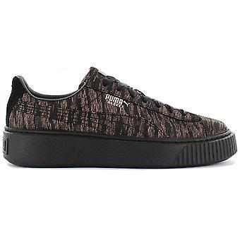 بوما سلة منصة VR 364092-02 أحذية نسائية أحذية رياضية سوداء أحذية رياضية أحذية رياضية