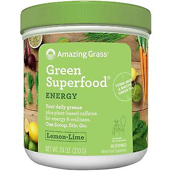 Amazing Grass Energie Verde Superfood Lămâie Lime 210 g