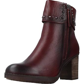 Carmela Booties 66987c Color Bordeaux