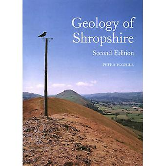 Geology of Shropshire by Toghill & Peter