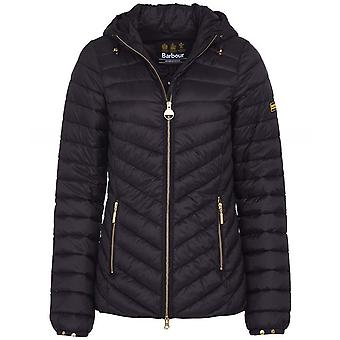 Barbour International Ringside Chevron Quilted Jacket