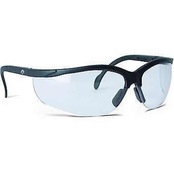 Walker's Clear Lens Impact Resistant Sport Glasses, 99% UV Protection #CLSG
