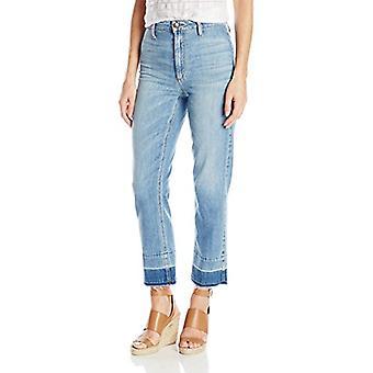Joe's Jeans Women's Jane High Rise Straight Crop Jean, YENZ, 24