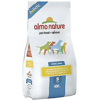 Almo nature Holistic Small Adult Salmon (Dogs , Dog Food , Dry Food)