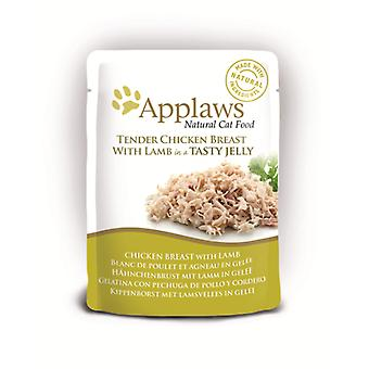 Applaws Cat Jelly Pouch Chicken / lamb (Cats , Cat Food , Wet Food)