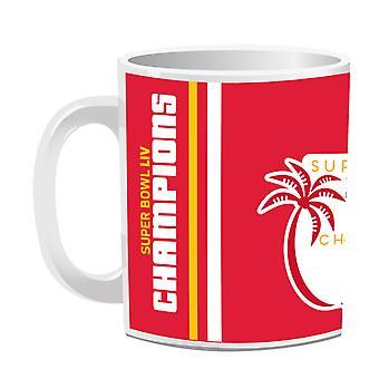 NFL Superbowl Champions Coffee Cup - Kansas City Chiefs