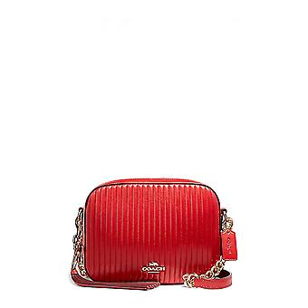 Coach Original Women All Year Crossbody Bag - Red Color 32263