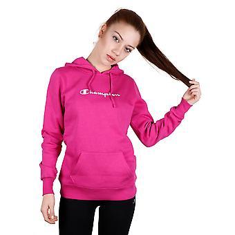 Champion Original Kvinnor året Sweatshirt Rosa Färg - 69476