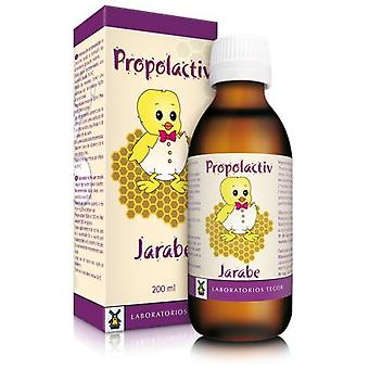 Laboratorios Tegor Propolactiv Children Syrup 200Ml.
