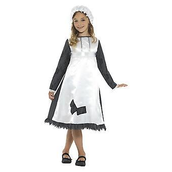 Viktorianische Maid Kostüm