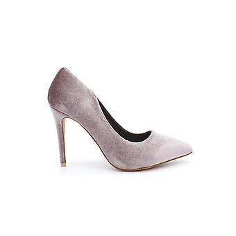 Women's felted pumps