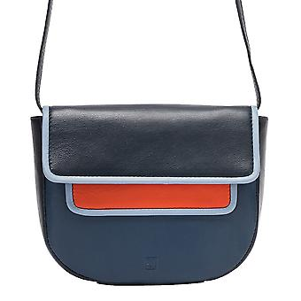 5463 DuDu Women's shoulder bags in Leather