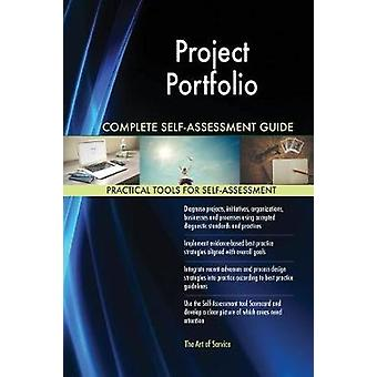 Project Portfolio Complete SelfAssessment Guide by Blokdyk & Gerardus