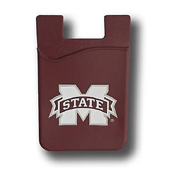Mississippi státní buldoci NCAA mobilní telefon peněženka