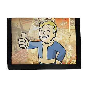 Portefeuille Fallout Vault Boy