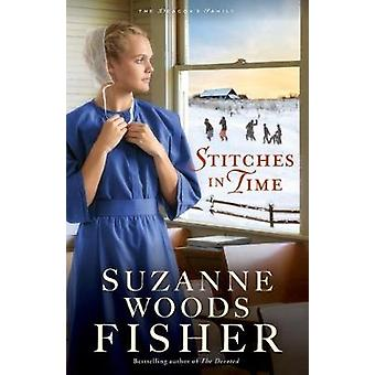 Stitches in Time by Suzanne Woods Fisher - 9780800727529 Book