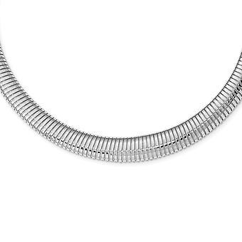 925 שטרלינג מצופה כסף ברודיום שרשרת 18 תכשיטים אינץ מתנות לנשים-41.1 גרם