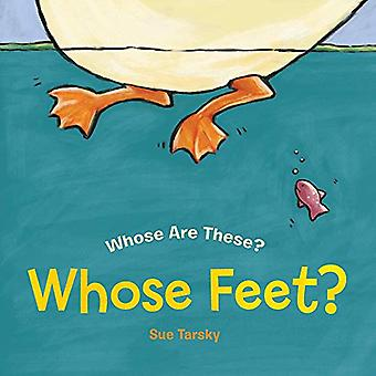 Whose Feet? by Sue Tarsky - 9780807590393 Book