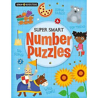 Brain Boosters - Super-Smart Number Puzzles by Graham Rich - 978178950