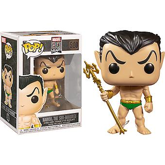 Fantastic Four Namor 1st Appearance 80th Anniversary Pop!
