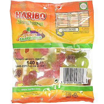 HARIBO Tangfastics 1.7kg, bulk sweets, 12 packs of 140g
