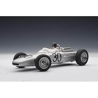 Porsche 804 F1 (Dan Gurney - Winner French GP 1962) Diecast Model Car