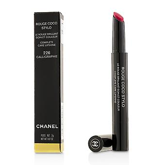 Rouge coco stylo complete care lipshine   # 226 calligraphie 2g/0.07oz