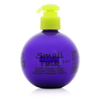 Bed head small talk   3 in 1 thickifier, energizer & stylizer 200ml/8oz