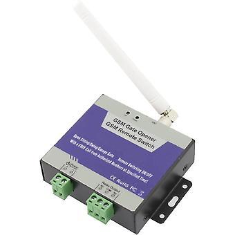 Jandei GSM SMS trigger nem fogadott hívásre relé kimenettel