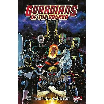 Guardians Of The Galaxy Vol. 1 - The Final Gauntlet by Geoff Shaw - 97