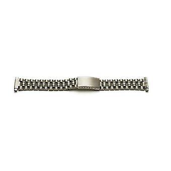 Watch bracelet stainless steel 10mm-22mm telescopic ends