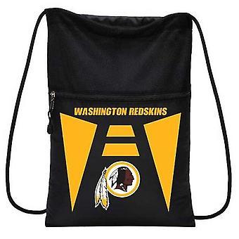 Washington Redskins NFL Cinch Back Sack Drawstring Bag