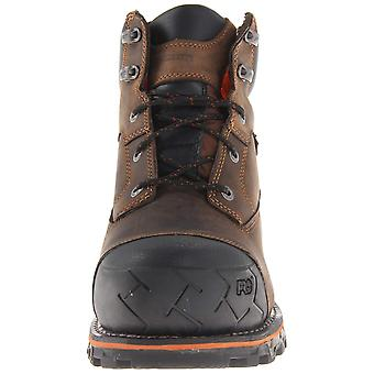 Timberland Mens Boondock Closed Toe Ankle Military Boots