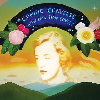 Connie Converse - How Sad How Lovely [CD] USA import