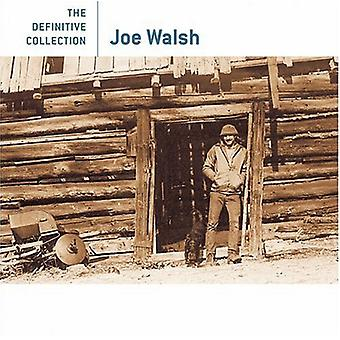 Joe Walsh - Definitive Collection [CD] USA import