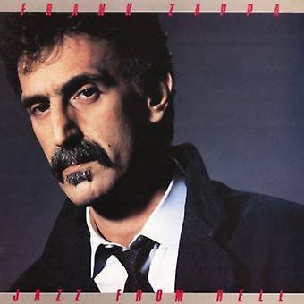 Frank Zappa - Jazz From Hell [CD] USA import