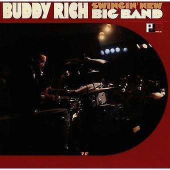 Buddy Rich - Swingin' New Big Band [CD] USA import