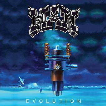 Man - Evolution [CD] USA import