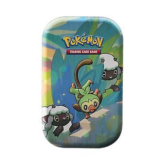 Offisiell Pokémon Trading Card Game Galar Pals Mini Tinn