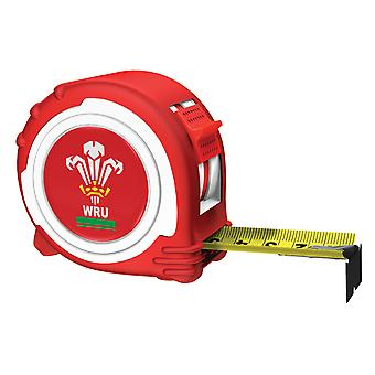 Advent Official Welsh Rugby Tape Red / White 5m/16ft  (Width 25mm) ADV45025WRFU