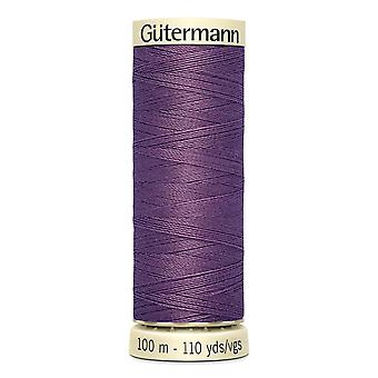 Gutermann Naai-alle 100% polyester draad 100m hand en machine kleurcode - 129