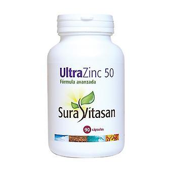 UltraZinc 50 90 capsules