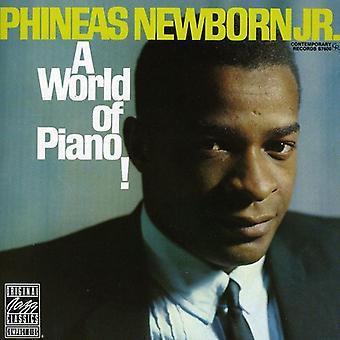 Phineas Newborn Jr. - World of Piano [CD] USA import
