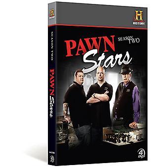 Pawn Stars: Saison 2 [4 disques] importation USA [DVD]