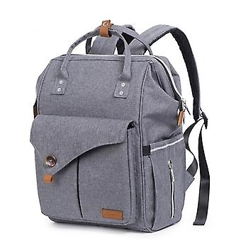 High quality fashion mummy reflective backpack