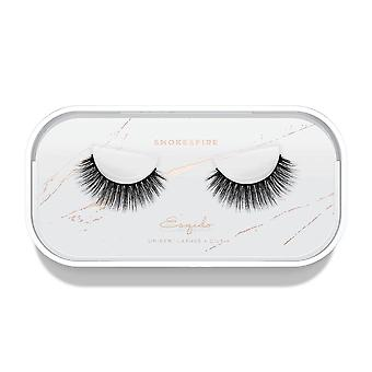 Esqido Unisyn False Eyelashes - Smoke & Fire - Natural & Lightweight Fake Lashes
